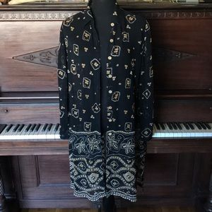 Bila bohemian style blouse